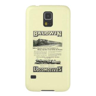 Baldwin Steam Locomotive Mountain Type in 1924 Galaxy S5 Case