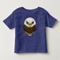 Baldwin The Cute Bald Eagle T Shirts