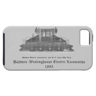 Baldwin Westinghouse Electric locomotive 1893 iPhone 5 Covers
