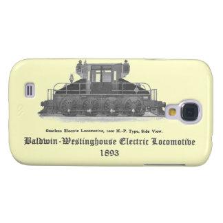Baldwin Westinghouse Electric locomotive 1893 Samsung Galaxy S4 Cover