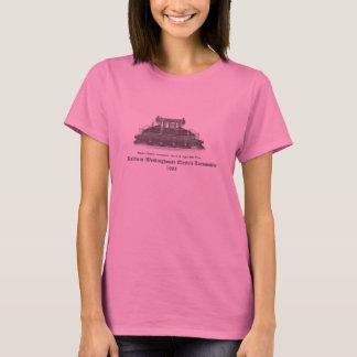 Baldwin Westinghouse Electric locomotive 1893 T-Shirt