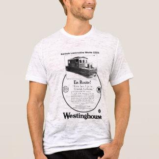 Baldwin-Westinghouse Locomotive 1923 T-Shirt