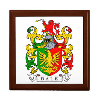 Bale Coat of Arms I Jewelry Boxes