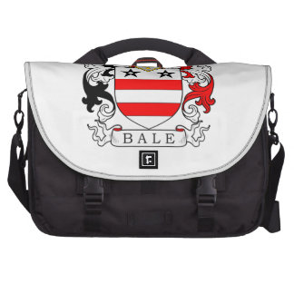 Bale Coat of Arms II Bags For Laptop