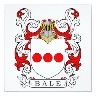Bale Coat of Arms III Card