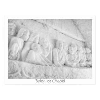 Balea Ice Chapel Postcard
