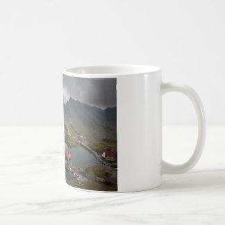 Baleac Lake, Romania Coffee Mug