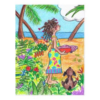 Baleada post card