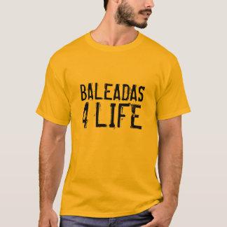 BALEADAS, 4, VIDA PLAYERA