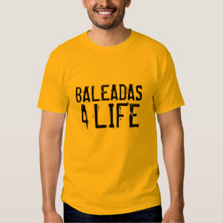 BALEADAS, 4, VIDA PLAYERAS