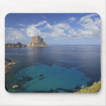 Balearic Island, Ibiza, España Tapetes De Raton