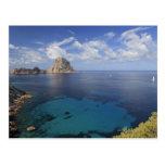 Balearic Island, Ibiza, España Tarjetas Postales