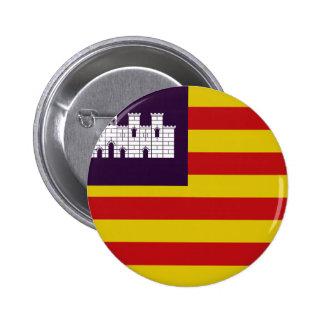 Balearic Islands Flag Pin