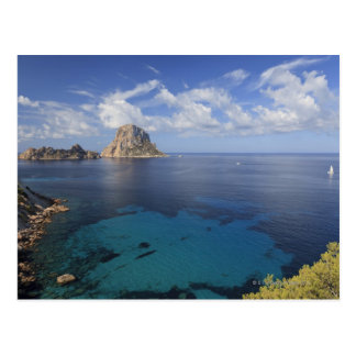 Balearic Islands, Ibiza, Spain Postcard