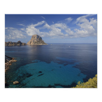 Balearic Islands, Ibiza, Spain Poster