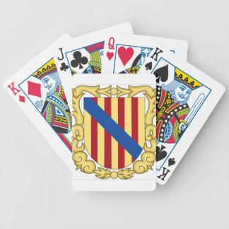 Balearic Islands (Spain) Coat of Arms Card Decks