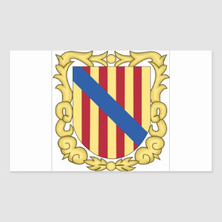 Balearic Islands (Spain) Coat of Arms Stickers