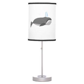 Baleen Whale Desk Lamp