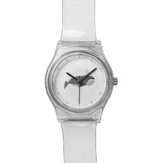 Baleen Whale Wristwatch