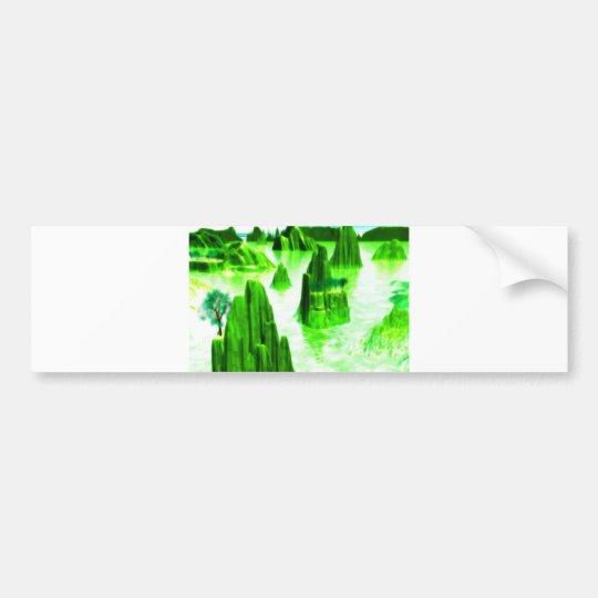 Balehane Alternative Bumper Sticker