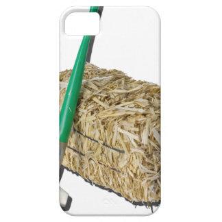 BaleHayRake050915.png iPhone SE/5/5s Case