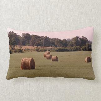 Bales Throw Pillows