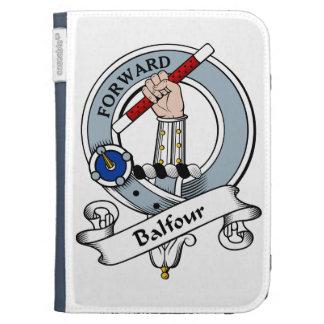 Balfour Clan Badge Kindle Folio Cases