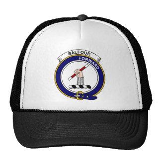 Balfour Clan Badge Trucker Hats