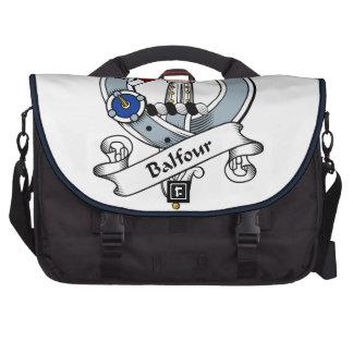 Balfour Clan Badge Laptop Commuter Bag