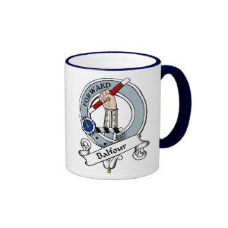 Balfour Clan Badge Mugs