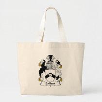Balfour Family Crest Bag