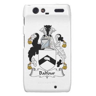 Balfour Family Crest Motorola Droid RAZR Case