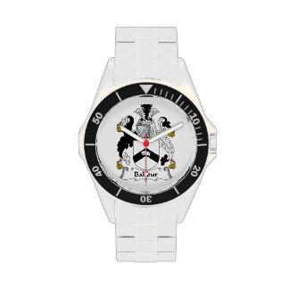Balfour Family Crest Wristwatches