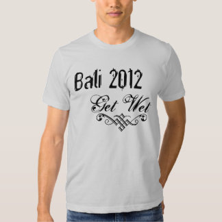 Bali 2012 Trip Tee Shirt