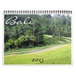 bali 2015 wall calendar