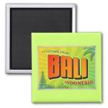 BALI 2 INCH SQUARE MAGNET
