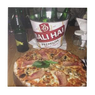 Italian Pizza Ceramic Tiles | Zazzle