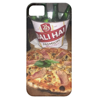 Bali beer and Pizza iPhone SE/5/5s Case