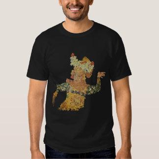 bali dance t shirt