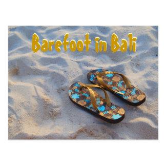 Bali - deseo usted estaba aquí postal