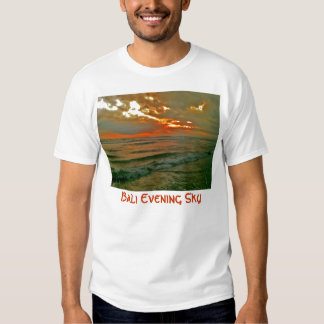 Bali Evening Sky Shirt