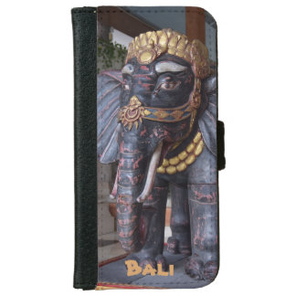 Bali Indonesia Elephant God Wallet Phone Case For iPhone 6/6s