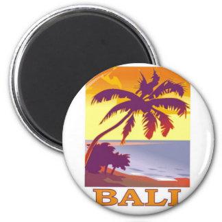 Bali, Indonesia Imán De Frigorífico