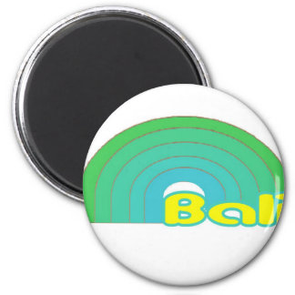 Bali, Indonesia Magnet