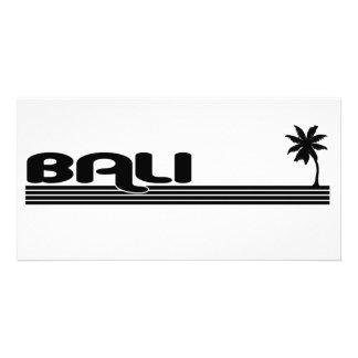 Bali, Indonesia Photo Greeting Card