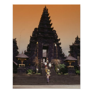 Bali, Indonesia Poster