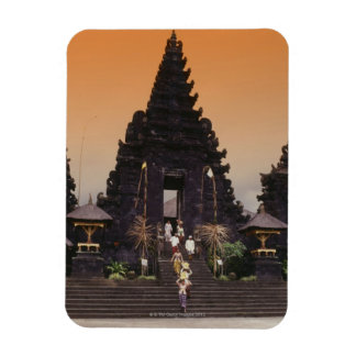 Bali, Indonesia Rectangular Photo Magnet