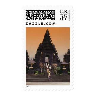 Bali, Indonesia Stamp