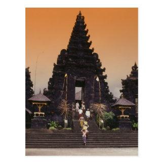 Bali, Indonesia Tarjeta Postal