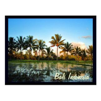 Bali Indonesia Tarjetas Postales